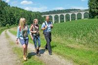 Wandervergnügen im Mittelgebirge