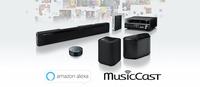 """Sag""""s mit Worten: Amazon Alexa-Skill ermöglicht Sprachkontrolle des vielseitigen MusicCast Multiroom-Systems von Yamaha"""
