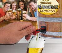 Frisches Bier selbst herstellen - nach 7 Tagen genießen