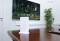 auvisio Aktive Zimmerantenne TX-285 für DVB-T/T2/DAB/DAB+