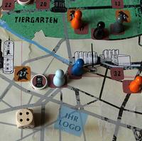 Werbegeschenk Spiel: Gebrandete Brettspiele von Spieltz