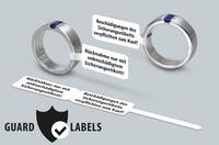 Guard-Labels schützen Schmuck und Uhren im Web