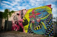 SHINE-Festival in St. Pete/Clearwater feiert die schönste Open-Air-Kunstgalerie der USA