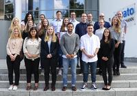 Arvato Financial Solutions begrüßt 46 Auszubildende und Duale Studenten an vier Standorten