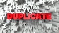 Wie erkenne ich Duplicate Content?