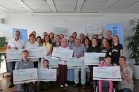 Stiftung PSD L(i)ebensWert vergibt Spenden