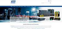 Rund um die Uhr geöffnet: Der neue KTI-Onlineshop