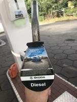 Bye-Bye-Bonus: SKODA wirbt für Neuwagen an Tankstellen
