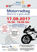 17.09.2017 ALZENAU: Bikers for a Good Cause