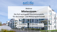 Mieterstrom: Die fünf wichtigsten Geschäftsmodelle für die Energie- und Wohnungswirtschaft