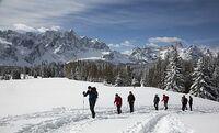 Alpine Wintertrips für relaxte Aktivurlauber
