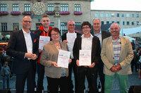 Heilbronner Weindorf Winzer stellen sich kritischem Urteil