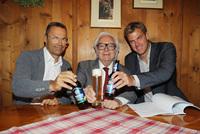 ERDINGER Alkoholfrei bleibt Partner des Biathlon-Sports