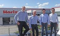 Horizon stellt Management in Deutschland neu auf