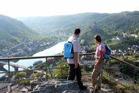 Moselsteig-Partnerwege: Neuer Tourenguide erhältlich