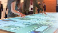 Jungheinrich setzt bei Messen auf Interactive Digital Signage von eyefactive