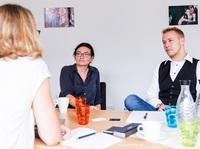 Düsseldorfs Flüchtlingsbeauftragte im Interview mit ohfamoos.com