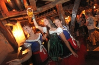 Großes Oktoberfest-Spektakel an drei Wochenenden
