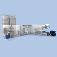 Schlaucheinsatz in der Lebensmittel- und Pharmaindustrie