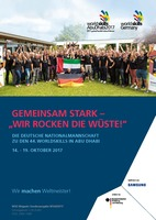 """Bundeskanzlerin Merkel: """"WorldSkills sind eine großartige Gelegenheit, die Leistungsfähigkeit der deutschen Berufsausbildung zu beweisen"""""""