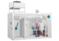 Herstellung von Wasserstoff mit Anschlusswerten von mehreren MW sind Realität
