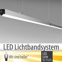 LED Lichtbandsysteme LS20 und LS66