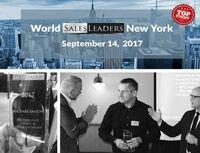 World SalesLeaders: Experten begeistern mit Vertriebspower in New York