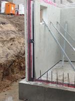 Dichtigkeit im Betonbau – drückendes Wasser fernhalten