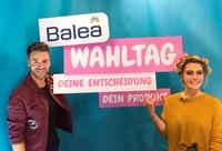 Facebook-Live: Balea lässt seine Fans neue Pflegeprodukte kreieren