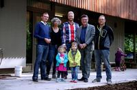element-i Kinderhaus Bärcheninsel bekam Abgeordneten-Besuch