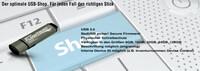 Gegen BadUSB: HighSpeed USB-Sticks mit Schreibschutz und Seriennummer