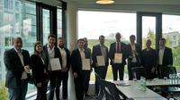 """Essener Online ERP Software reybex von CANCOM Pironet und Hewlett Packard Enterprise mit dem """"Cloud Rocket Award"""" ausgezeichnet"""
