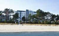 Wintertraum auf Rügen im Arkona Strandhotel Binz/Rügen