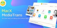 MacX MediaTrans mit großem Update: Daten sichern mit branchenführender Geschwindigkeit für das branchenweit erste iPhone X/8, iOS 11