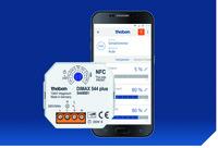 Stimmungsvolle Beleuchtung per App: Theben Universaldimmer DIMAX für LED-Leuchten