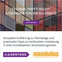 EU-DSGVO: Technik trifft Recht