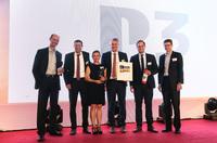 P3 erhält Innovationsaward von Airbus