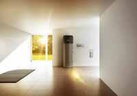 Warmwasser-Wärmepumpe hilft Energie sparen