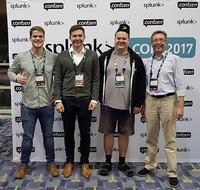 Consist-Team gewinnt Splunk-Award