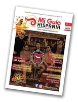 3. Ausgabe des Magazins Mi Guia Hispania (DE-ES) Herbst