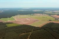 VSB und Sabowind bringen Windpark Luko ans Netz