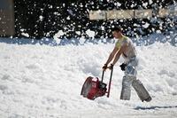 Schneeschieben adé mit Winterdienst vom Profi!