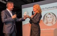Maria Furtwängler mit Karl Kübel Preis geehrt