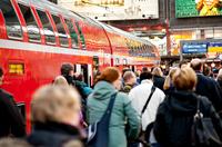 """""""Pendeln ohne Stress und Schnupfen"""" - Verbraucherinformation der DKV"""