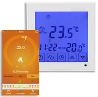 Digital Thermostat WiFi für Fußbodenheizungen mit App Steuerung
