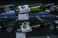 Weinflaschen stehend am POS gehören der Vergangenheit an!