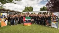Presseeinladung: Deutsche WM-Champions auf dem Weg in die Wüste