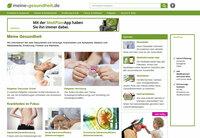 Erfolgreicher Relaunch für Gesundheitsportal meine-gesundheit.de