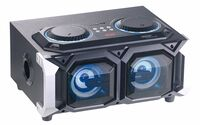 auvisio 2.1-Stereo-Partyanlage PMA-1000.k mit Bluetooth