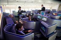 United Airlines setzt neue Boeing 777-300ER für die Flüge zwischen Frankfurt und San Francisco ein